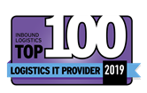 Inbound Logistics 2019 Top Logistics IT Providers